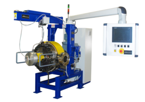 New Model CFO 25 Continuous Filter Operation System Features a Cover with 360 Degrees of Studs