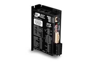 New STF Series Stepper Drives Electronically Dampens Motor and System Resonance