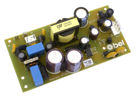New ABH50 Series 50 W Power Supply Features Quasi-Resonant Flyback Converter