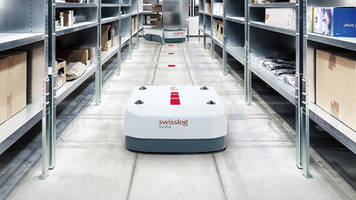 Swisslog Secures Order to Implement CarryPick Goods-to-Person Automation for Waytek, a Leading Distributor of Electrical Components