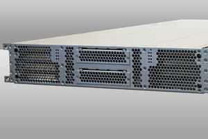 New NSS2560 NVMe Enterprise Storage Server Features Patented Side-Loading Design