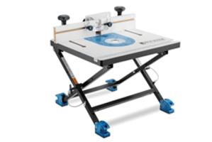 New Convertible Benchtop Router Table Offers Multiple Setup and Mounting Options