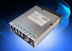 New QM8 Modular Power Supplies Come with Remote On/Off Functions
