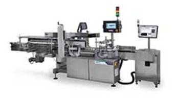 New Trotter Model 127 Pressure Sensitive Labeler Deliver Speeds Up to 120 Bottles Per Minute