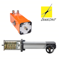 Diakont Releases New Line of Gas Turbine Actuators with Forces Up to 220 kN