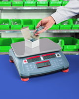 New Alliance 3000 Series Counting Scale Provides 30 Item Library Data Storage