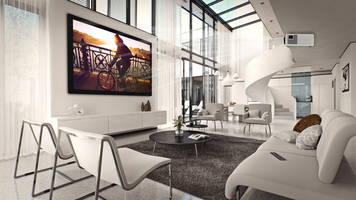 Severtson Screens Features New Ambient Light Rejection (ALR) Projection Screens at 2018 CEDIA Expo