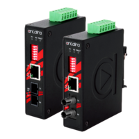 New IMC-C100-XX Series Industrial Media Converter Comes with Link Fault Pass Through Function