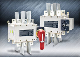 AutomationDirect Offers Disconnect Switches with Double Breaking Per Pole Sliding Bar Contacts System