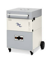 New LAS 1200 Laser Fume Extraction System Uses Multiple Air Purification Stages