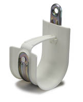 New Plenum-Rated J-Hooks Feature Snap-Lock Retainer