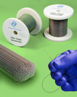 New PTFE Natural Coated Extrusion Wire Exhibits 0.05 Coefficient of Friction