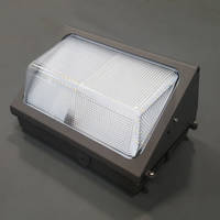 New BriteCor LED Wall Pack Fixtures Offer Bright Even Light Distribution