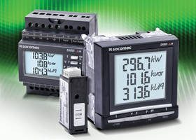 Automation Direct Announces New Multifunction Power Meter Line