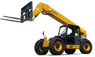 GEHL Introduces New Telescopic Handlers Featuring Four Wheel Drive