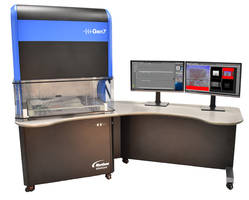 New Acoustic Micro Imaging Tool Features Waterplume Technology