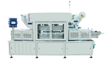 New TS-32 Tray Sealer Operates at Range of 12 to 14 Cycles Per Minute