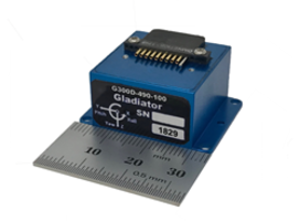 New G300D Gyroscope Offers Output Data Rates Up to 8 kHz