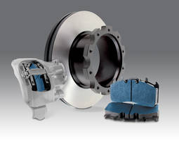 Centric Parts Offers Air Disc Brake Program for Class 7 and 8 Commercial Vehicles