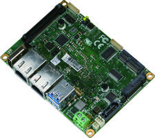 New PICO-APL4 Single Board Computers is Suitable for Factory Automation and IoT Gateway Systems