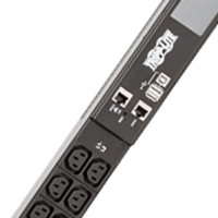 New 3-Phase Monitored and Switched PDUs Feature Touchscreen LCD with Easy-to-Navigate Menus