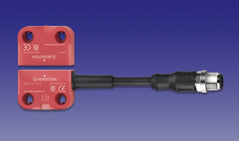 Altech Introduces SRF Non-Contact Safety Sensor with Diagnostics Function