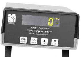 New PurgEye Desk Weld Monitor Comes with Automatic Fault Finding Diagnostics