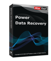 MiniTool Releases Latest Power Data Recovery V8.1 Software with Support for Multiple Languages