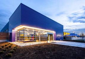 RagingWire Enhances Data Center Solutions Using Security Revolving Doors from Boon Edam