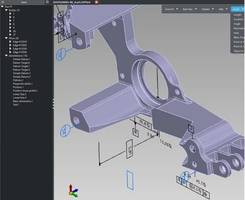 Kubotek3D Presents K-Display View Software Based on Kosmos 3D Framework