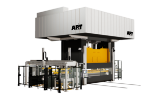 New Servo Presses from AP&T Reduces the Hydraulic Pressure in the System