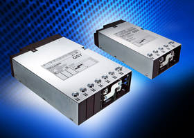 TDK Corporation Presents QS Series Power Supplies with Standby/Signal Option