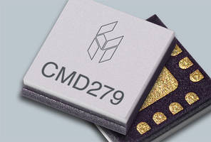 Latest GaAs Digital Step Attenuators are Offered in Die and QFN Package Versions
