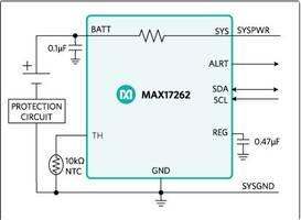 Latest Maxim Battery Fuel-Gauges are Embedded with ModelGauge m5 EZ Algorithm