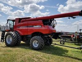 Michelin Introduces New CerexBIB 2 Harvester Tire with Ultraflex IF and VF Technology
