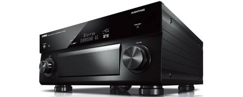 Yamaha Presents New AVENTAGE Preamp and Amp with Surround:AI Sound Processing Feature