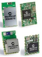 Future Electronics Now Offers RN487x Series Bluetooth 5.0 Modules with Embedded Scripting Engine