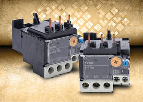 AutomationDirect Presents Fuji TK26E Series Thermal Overload Relays with Finger Protection Mechanism