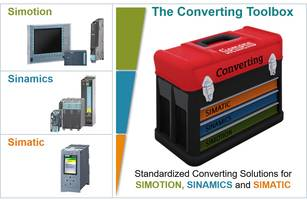 New Updated Converting Toolbox Software from Siemens Requires