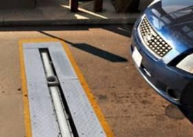 Building Intelligence SV3 Integrates to Underground Vehicle