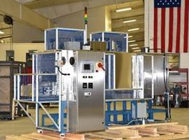 Thermal Product Solutions Ships Gruenberg Conveyor Oven to the Medical Industry