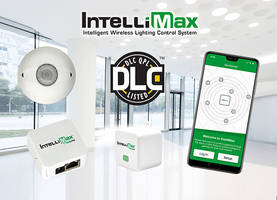 New IntelliMax Intelligent Lighting Control System Features Cortet Wireless Technology