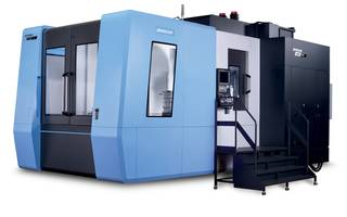 Doosan Machine Tools to Exhibit Diverse Product Lineup at IMTS 2018