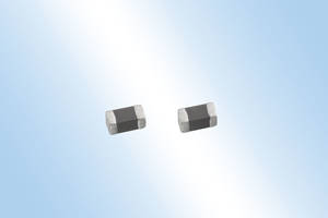 TDK Corporation Launches MAF1005G Series Noise Suppression Filters with Current Rating Up to 1.25 A