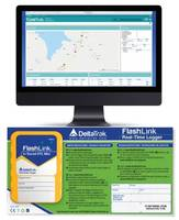 New FlashLink In-Transit Real-Time Mini Logger Uses GSM Cellular Technology