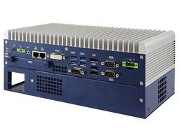 New MAI602-M4D80 Fanless Motion Control System Features Built-In 80-ch Isolated Digital I/O Card