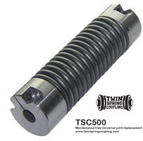 New TSC500 Flexible Coupling Offers Same Thrust in Either Direction