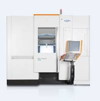 New Mikron MILL P 500 U Milling Machine is Suitable for Aerospace and Automotive Mold Making