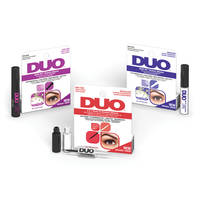 New DUO Eyelash Adhesives are Free from Formaldehyde and Latex