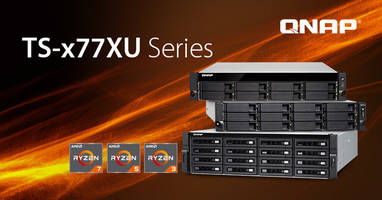 QNAP Introduces TS-x77XU Rackmount NAS Systems with RAID 50